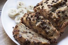 Chocolate Chip Banana Bread | 24 Vegan Desserts You Need In Your Life