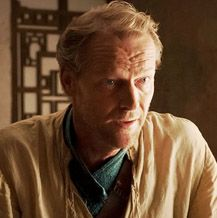 Iain Glen Wishes Ser Jorah Had More Alone Time With Dany