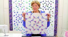 """Sewing Block Quilts Stunning """"Antique Lace Quilt"""" Is Surprisingly Simple To Stitch Missouri Star Quilt Pattern, Missouri Star Quilt Tutorials, Quilting Tutorials, Quilting Projects, Quilting Designs, Msqc Tutorials, Quilting Ideas, Sewing Projects, Diy Projects"""