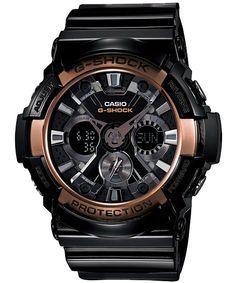 สยามคาสิโอ SIAMCASIO จำหน่ายนาฬิกาข้อมือยี่ห้อ CASIO|DIESEL|FOSSIL|LUMINOX|DKNY และอื่นๆอีกมากมาย ของแท้ 100% พร้อมใบรับประกัน - casio g-shock LIMITED MODELS รุ่นลิมิเต็ด GA-200RG-1ADR