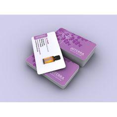 doTERRA Business Cards Style 4 DoTerra Pinterest Doterra