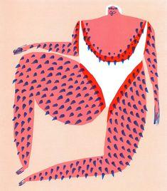 Amber vittoria, illustration for new york times magazine American Illustration, Illustration Art, Work In New York, New York Times Magazine, Wow Art, Feminist Art, Artist At Work, Framed Art Prints, Art Inspo