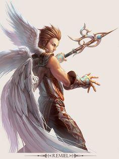 Game Character Design - Fantasy Art work by Hong yu cheng-13