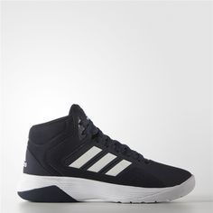 innovative design a1a08 ef26c Adidas Cloudfoam Ilation Mid Shoes (Collegiate Navy   Running White Ftw   Running  White Ftw