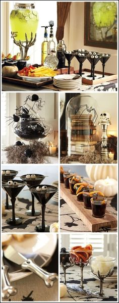 Halloween Party Ideas by Daisy Faye
