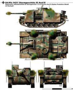 Противотанковые САУ Германии времен войны (часть 3) - StuG III » Военное обозрение