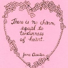 tenderness of heart