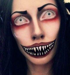 Scary Smile Makeup Tutorial - Mugeek Vidalondon