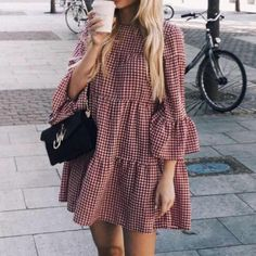 plus size clothing Spring Summer Fashion, Autumn Fashion, Cute Dresses, Casual Dresses, Summer Outfits, Summer Dresses, Looks Style, Mode Style, Fashion Outfits