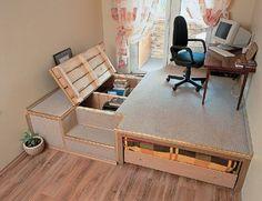 идеи для малогабаритных квартир своими руками - Поиск в Google