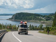 Travel the Fjord Route (Route du Fjord) by car or bike or even on foot! Take in the Saguenay fjord, a Lac Saint Jean, Tourism Website, Fjord, Urban Life, Quebec City, Canada Travel, Heritage Site, Summer Travel, The Great Outdoors