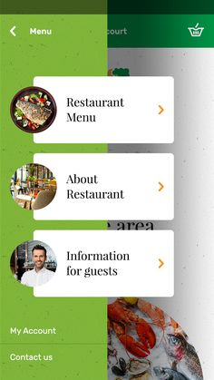 png by Mateusz Madura Restaurant App, Graphic Projects, Menu, Menu Board Design