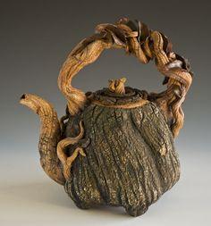Pour un thé d'automne, à l'ombre des bois enchantés...