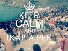 Keep calm and Ikariaaaa