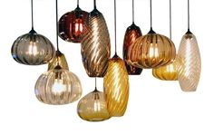 Thoughts?  NELSON PENDANT LIGHTS by John Pomp - Dering Hall