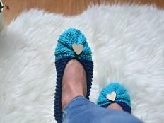 Knit Crochet, Slippers, Sandals, Shoes, Women, Fashion, Moda, Shoes Sandals, Zapatos