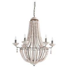 "Bauble Chandelier, 76"" H x 31.5"" W x 28"" D"