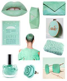 awesome color!  MINT - mmmmmm...