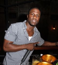I try to crack jokes all the time. My idol is the stand-up comedian Kevin Hart. (social identity)