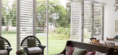Plantation Shutters ® | Superior Quality Custom-Designed Plantation Shutters Manufactured Locally in South Africa