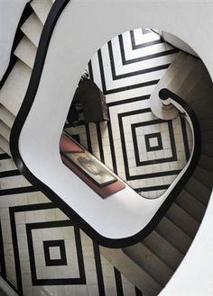 Inspiration for tiled kitchen floor