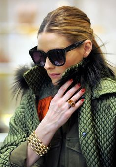 The Olivia Palermo Lookbook : Olivia Palermo in Milan