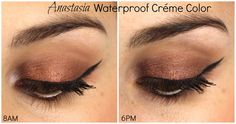 Making Up the Midwest: Review & Swatches: Anastasia Beverly Hills Waterproof Créme Color
