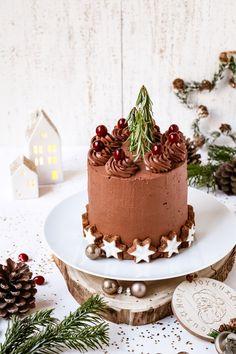 Cake Chocolat, Jus D'orange, Panna Cotta, Bakery, Birthday Cake, Ethnic Recipes, Desserts, Instagram, Chocolate Fondue