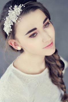 Crystalic headband Bridal Hair Accessories, Crown, Bride, Jewelry, Design, Fashion, Wedding Bride, Moda, Corona