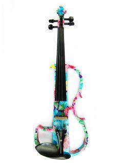 Art Electric Violin_Violins_Kinglos violin Aliyes Guitar