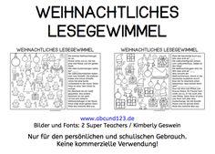 Kreuzworträtsel - Weihnachten   német   Pinterest   German, Deutsch ...