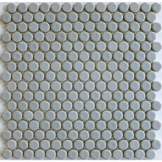 This tile works well on both floors and walls as well as either wet or dry applications. The tiles come already assembled and are mesh mounted for easy installation.