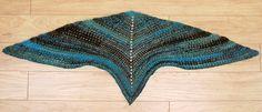 Ravelry: Nighthawk Kerchief pattern by Benjamin Krudwig