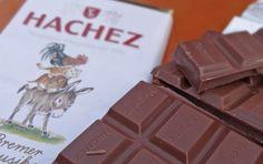 Made in Bremen: Hachez-Chocolade