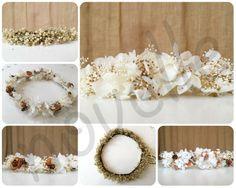 collagecoronas comu marc de agua novelle Flower Crown, Napkin Rings, Flowers, Decor, Floral Crowns, Headpieces, Water, Rings, Boyfriends
