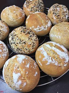 Pampered Chef, Ciabatta, Bread Rolls, Keto Snacks, Bread Recipes, Brunch, Homemade, Vegan, Breakfast