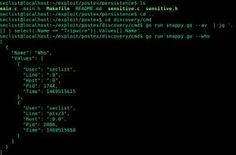 Postex is a Linux post exploitation tool for discovery, backdooring, and lateral movement.