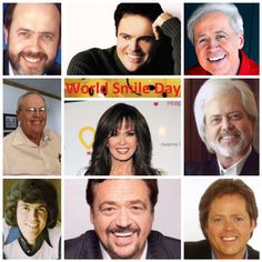 Marie OsmondVerified account ‏@marieosmond  2h2 hours ago I think my #family wins this one! Thoughts?#HappyWorldSmileDay and may the #ForceofFamily be with you!    Donny Osmond, Jay Osmond, Jimmy Osmond and 2 others
