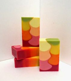 Creative soap by Steso: Assorted.