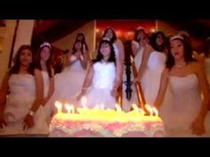 Quinceanera Collection Style 26775 Fall 2014 - YouTube