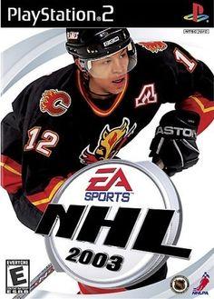 NHL 2003 (Nintendo GameCube, for sale online Nhl Games, Hockey Games, Xbox Games, Patriots Team, Nintendo, Pro Hockey, Hockey Season, Video Games Xbox, Madden Nfl