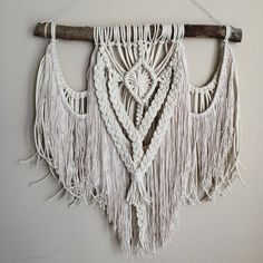 macrame wall hanging project | Wallets