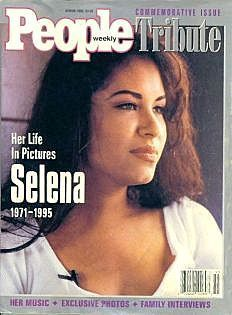 People magazine released a commemorative issue honoring and highlighting the late Tejano singer, Selena; it sold nearly a million copies within two weeks. Click the source to read more. Selena Quintanilla Perez, Selena Quintanilla Biography, Divas, Selena And Chris, Hispanic Culture, People Magazine, Her Music, My Favorite Music, Corpus Christi