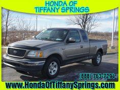 2001 Ford F 150 XLT   Honda Of Tiffany Springs