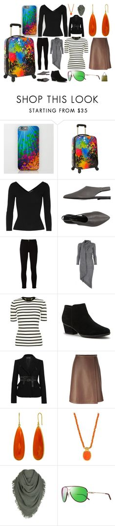 """""""Untitled #1676"""" by moestesoh ❤ liked on Polyvore featuring Traveler's Choice, Michael Kors, megumi ochi, Frame, Vivienne Westwood Anglomania, Theory, Steve Madden, Tom Ford, IRIS VON ARNIM and Jade Jagger"""