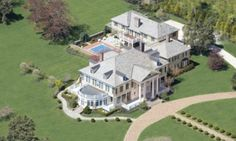Square Foot Historic Mansion In Quogue, NY Mega Mansions, Old Mansions, Mansions For Sale, Mansions Homes, Luxury Homes Dream Houses, Dream Homes, Florida Mansion, Million Dollar Homes, Town And Country