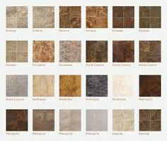 Vinyl floors have 4 layers the core layer, design layer, the wear layer & a backing layer http://www.vtechfloors.com/technical-structure-of-vinyl-floors.php #technicalstructureofvinylfloors