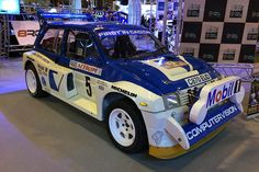 They might have been too fast to race, but Group B rally cars formed the golden… British Car, British Sports Cars, Road Race Car, Race Cars, Classic Mini, Classic Cars, John Collins, Fiat Abarth, Rally Car
