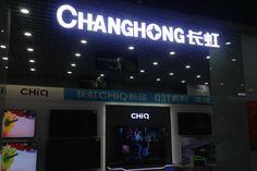 Changhong, le fabricant de télévision...