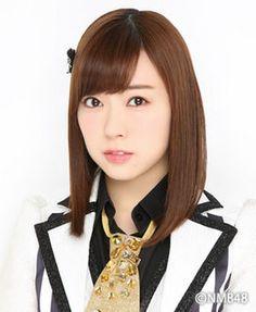 AKB48 - Team B - Miyuki Watanabe - Born in 1993. #Fashion #Jpop